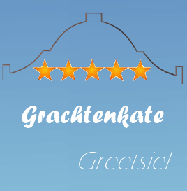 Grachtenkate Greetsiel